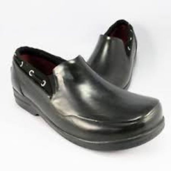Sperry Topsider Rubber Boat Shoe Nice
